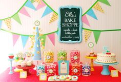 Baking party -- love it!!