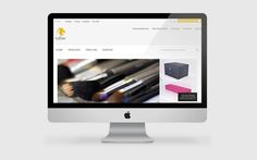 This is the Homepage from Valise-Online