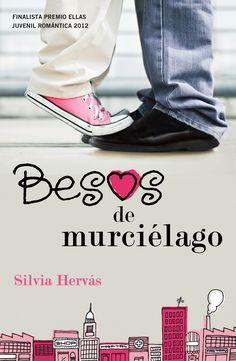 besos de murciélago (ebook)-silvia hervas-9788415580096