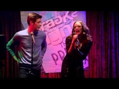 The Flash 1x12 - Barry & Caitlin sings Summer Nights - YouTube