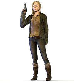 The Walking Dead | Beth Greene Series 9 Figure