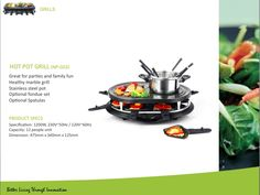 BBQ grill  with steamboat set starting from $19