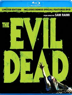 Director Sam Raimi's first film has achieved legendary status since its 1982 release, and for good reason. Though perhaps not as widely seen as its two sequels, EVIL DEAD 2 and ARMY OF DARKNESS, THE E