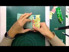 Cómo hacer un bolsillo con solapa para decorar nuestros álbumes - TUTORI...