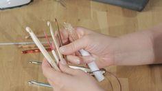 Lerne die Materialien kennen - Häkeln lernen - Makerist Kurs