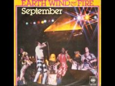 """Earth, Wind and Fire -   September ( 12"""" extended version ) 1978. The original version appears on the album """" The Best of Earth, Wind & Fire, Vol. 1 """"."""