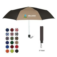 """#4130 42"""" Arc Budget Telescopic Umbrella Is it possible to have too many collapsible umbrellas around the house/vehicle/office?"""