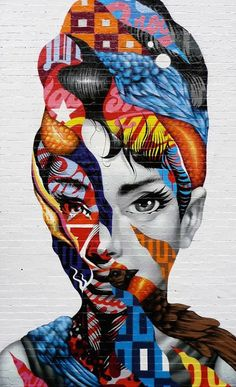 STREET ART | 30 Fresh & Creative Street Art Murals Guerilla Marketing Photo | #streetart
