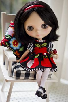 by Jenn Wrenn  such a personality this girl has - such innocence :-)