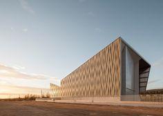 Municipal Auditorium of Lucena / MX_SI architectural studio