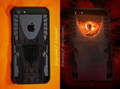 Eye of Sauron iPhone 5 case!