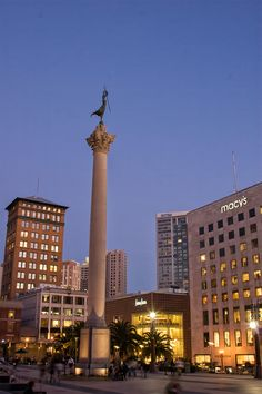 San Francisco Union Square: The shopping is obvious. Try these ideas to get a little more out of your visit.