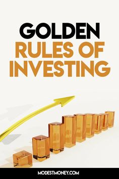 The 12 golden rules of investing that everyone needs to know, Ways To Save Money, Money Tips, Money Saving Tips, Financial Success, Financial Planning, Day Trading, Investing Money, Finance Tips, Golden Rules