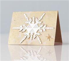 Celebrate the season with this elegant card!