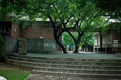 School of Architecture, CEPT, Ahmedabad | B.V. Doshi