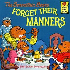 The Berenstain Bears books.... this was one of my favorites.