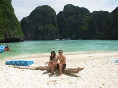Say Hi to phi phi island