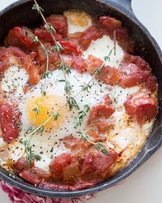 This dish is perfect for weekend brunch!