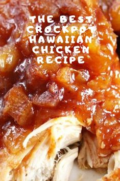 healthrecipe simmering crockpot hawaiian regards chicken utilize recipe dinner making supper love best with pot 38 THE BEST CROCKPOT HAWAIIAN CHICKEN RECIPE THE BEST With regards to making suppeYou can find Chicken recipes and more on our website Sweet Hawaiian Crockpot Chicken Recipe, Paleo Chicken Recipes, Healthy Crockpot Recipes, Slow Cooker Recipes, Cooking Recipes, Crockpot Meals, Hawaiian Food Recipes, Best Crockpot Chicken, Pineapple Chicken Recipes