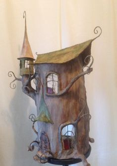 Treehouse by: M.D. Tereck