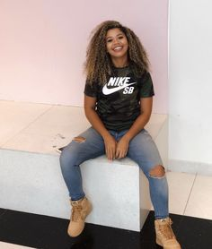 Winter Dresses For Tweens Tomboy Outfits, Chill Outfits, Dope Outfits, Swag Outfits, Casual Outfits, Tween Fashion, Girl Fashion, Fashion Outfits, Fashion Ideas