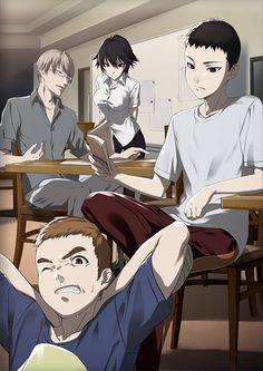 El Manga de Ajin tendrá una segunda OVA con su noveno tomo el 7 de Octubre.
