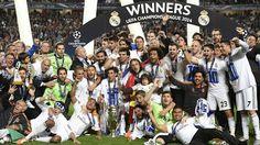 UEFA Champions League Winners 2014
