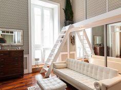 Las Palmas De Gran Canaria villa for sale € Kitchen Office, Living Room Kitchen, Large Bathrooms, Large Bedroom, Find Property, Sofa Bed, Living Area, Pergola, Villa