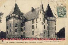 Chateau-des-Bories post card