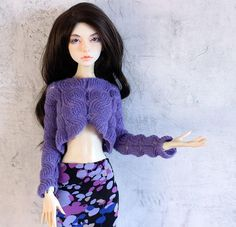 Preorder Crop-top for Souldoll Zenith body BJD