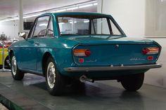 Lancia Fulvia Coupé Rallye 1.3
