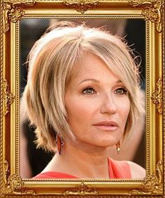 Medium Hair Styles For Women Over 40 | Medium Haircuts For Women Over 40