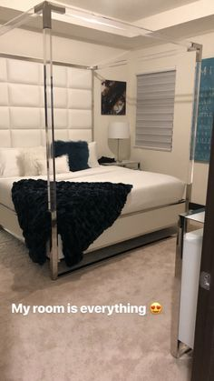 Room Ideas Bedroom, Home Bedroom, Bedroom Decor, First Apartment Decorating, Dream House Interior, Dream Rooms, Luxurious Bedrooms, My New Room, House Rooms