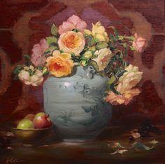 Painted by Elizabeth Robbins Pruitt