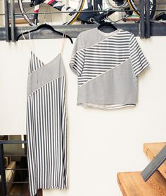 Learn how Meredith Melling, Valerie Boster, and Molly Howard started their new line—which is full of classic striped essentials—and hear what's next for La Ligne.