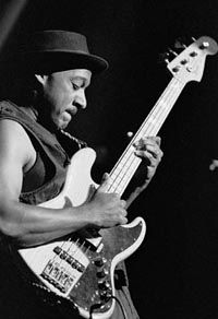 Marcus Miller, one of the greatest bass players alive