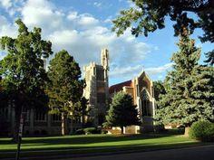 Holy Cross Abbey, Canon City, Colorado