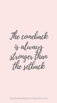 Hit back harder.
