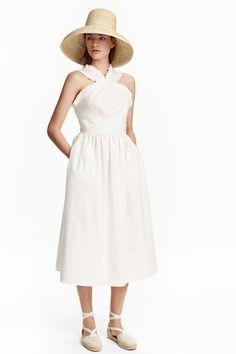 Vestido em algodão | H&M