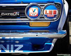 Datsun 510 by autoidiodyssey, via Flickr