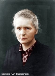 Marie Curie chemist, Nobel laureate discovered polonium and radium radio active elements. She coined the term radioactivity. Curium periodic table element was named in honor of both Marie and Pierre Curie