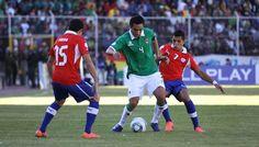 El partido Chile vs Bolivia en vivo  pueden verlo a través de todas las opciones que les dejamos ya ...