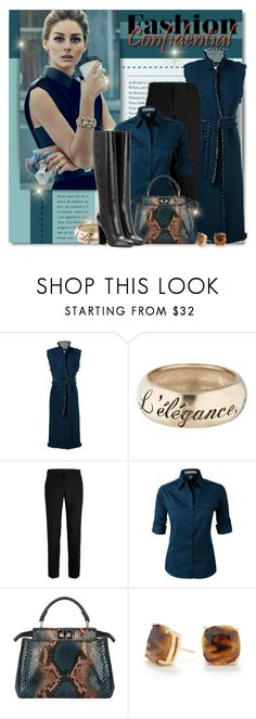 """""""Sweet Mini Handbag"""" by petri5 ❤ liked on Polyvore featuring Gianluca Capannolo, Chanel, Topman, LE3NO, Fendi, Kate Spade and Tom Ford"""