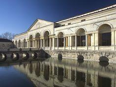 Palazzo Te, Mantova, Lombardia - Italy