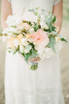 Gorgeous bouquet by Poppies and Posies