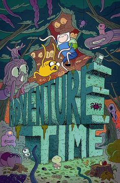 Buy Adventure Time by Pendleton Ward and Read this Book on Kobo's Free Apps. Discover Kobo's Vast Collection of Ebooks and Audiobooks Today - Over 4 Million Titles! Fin And Jake, Jake The Dogs, Adventure Time Poster, Adventure Time Anime, Culture Pop, Geek Culture, Cartoon Network, Abenteuerzeit Mit Finn Und Jake, Pendleton Ward