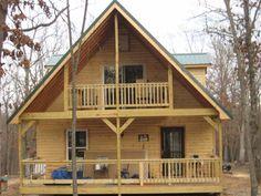 Sutherlands Home Package - The Weekend Aspen Cabin   floor plans ...