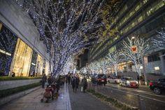 Roppongi Christmas Illuminations