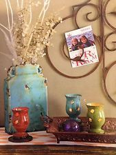 Southern Living at Home Willow House Ingleside Luminaries Set of 3 New in Box