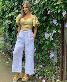 Casual Dress Outfits, Cool Outfits, Summer Outfits, Fashion Outfits, Womens Fashion, Ladies Day Dresses, Vestido Casual, Gowns Of Elegance, I Love Fashion